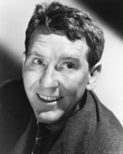 Burgess Meredith, actor and friend of many American writers
