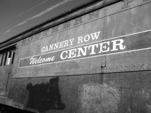 Cannery Row, the setting of books by author John Steinbeck