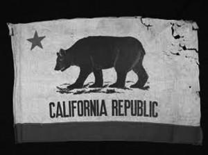 California Republic Bear Flag, part of East of Eden's setting