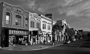 Old Town Salinas, East of Eden setting