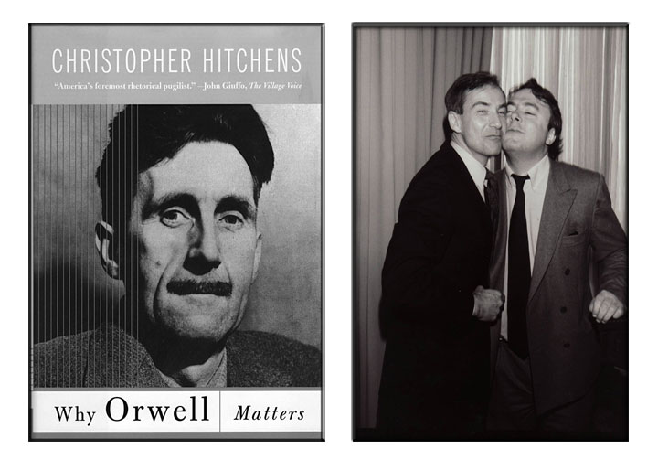 christopher hitchens and george orwell s soviet union steinbeck now