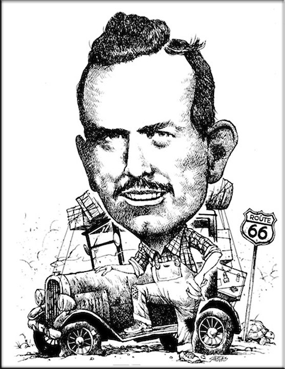John Steinbeck and the Big Read