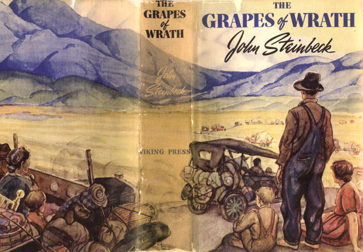 an analysis of ma joad a character in the grapes of wrath by john steinbeck