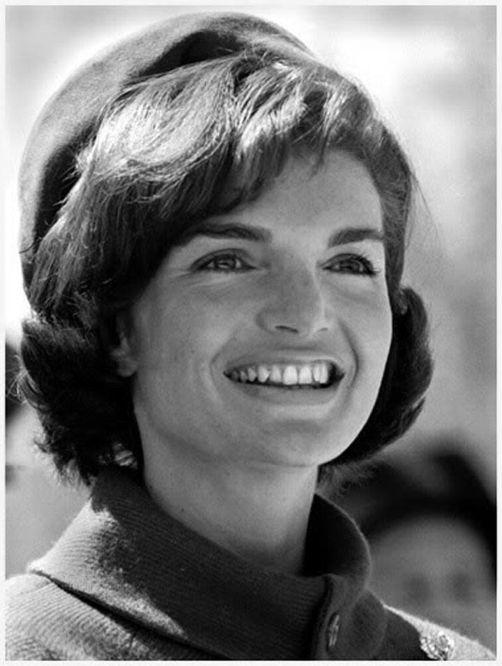 Image of Jackie Kennedy as First Lady