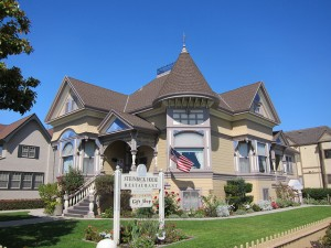 Image of the John Steinbeck House in Salinas, California