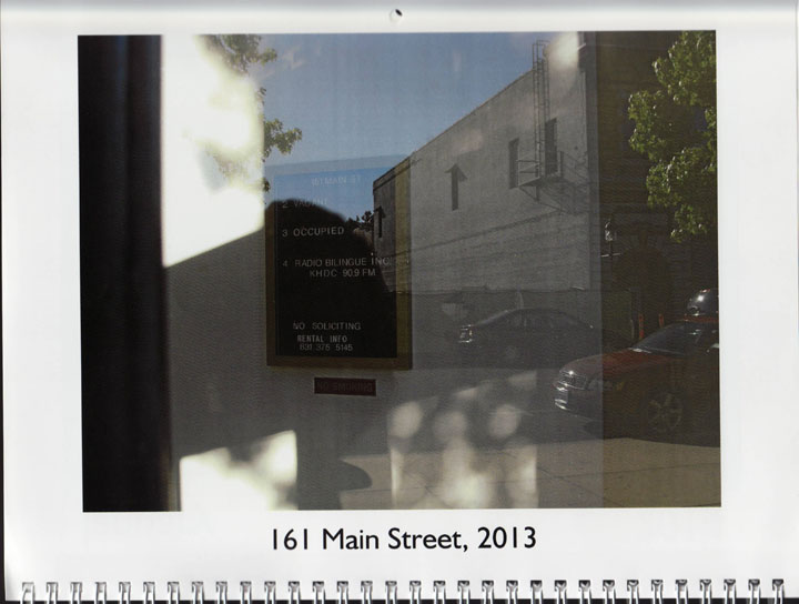 "Image of ""161 Main Street, 2013,"" photograph by Jessie Chernetsky"