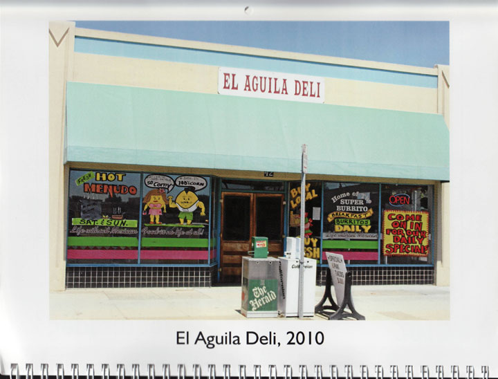 "Image of ""El Aguila Deli, 2010,"" photograph by Jessie Chernetsky"