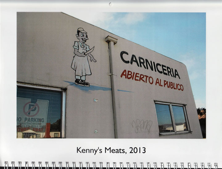 "Image of ""Kenny's Meats, 2013,"" photograph by Jessie Chernetsky"