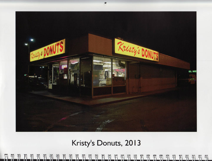 "Image of ""Kristy's Donuts, 2013"" photograph by Jessie Chernetsky"