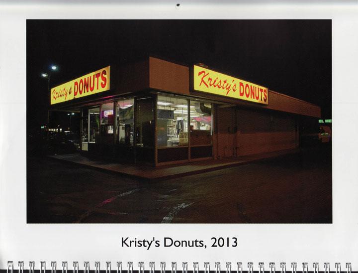 "Image of ""Kristy's Donuts, 2013"" photograph by Jessie Chernetsky"
