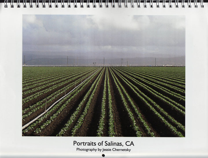 "Image of ""Portraits of Salinas, CA,"" cover photograph by Jessie Chernetsky"