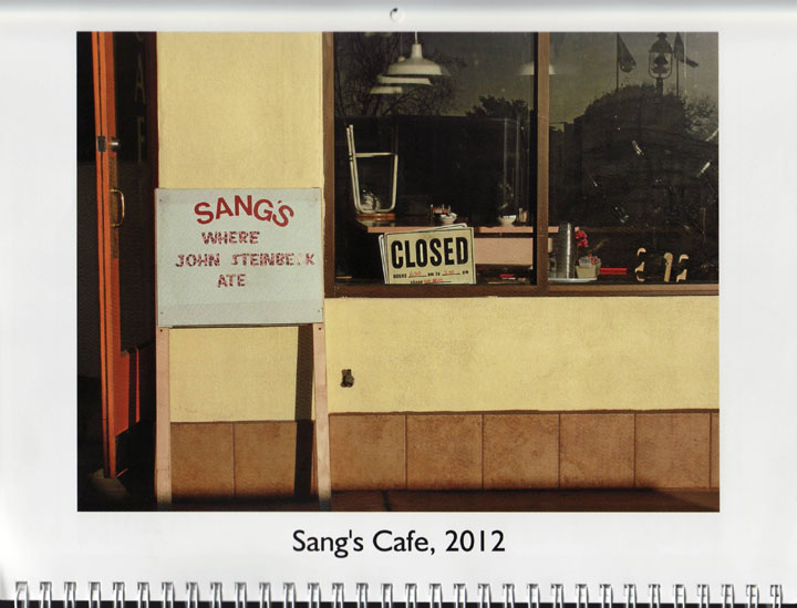 "Image of ""Sang's Cafe, 2012,"" photograph by Jessie Chernetsky"