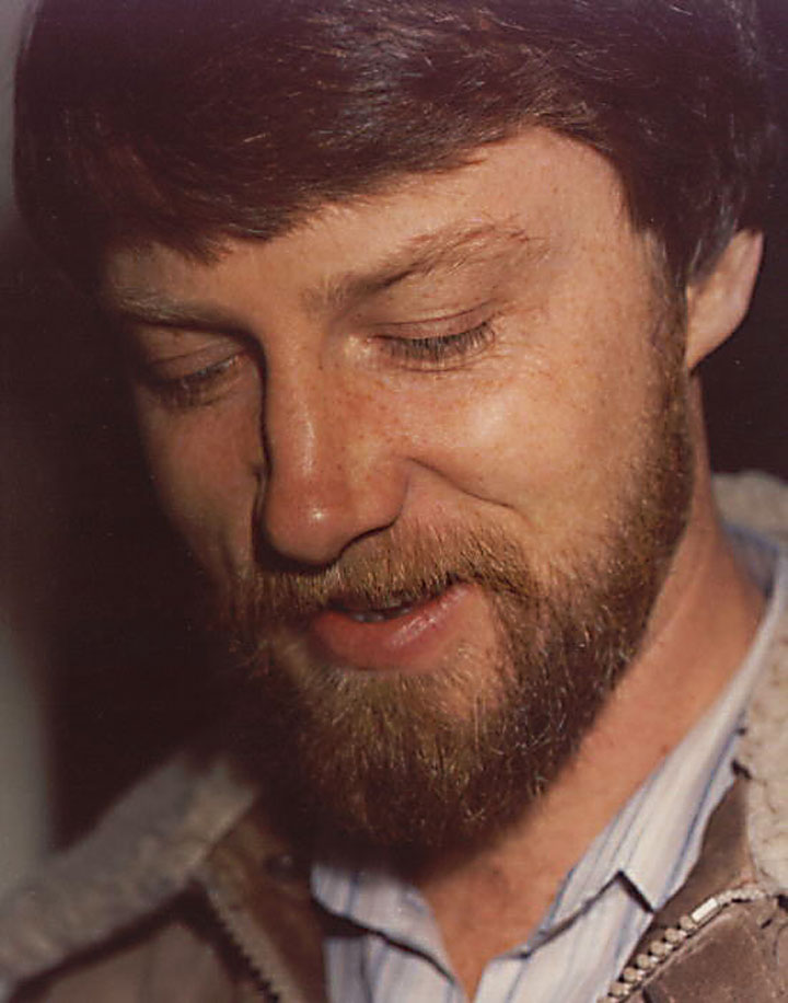 Image of Gary Kildall, hero of computer history