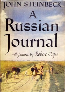 Image of A Russian Journal, 1948 work by John Steinbeck and Robert Capa