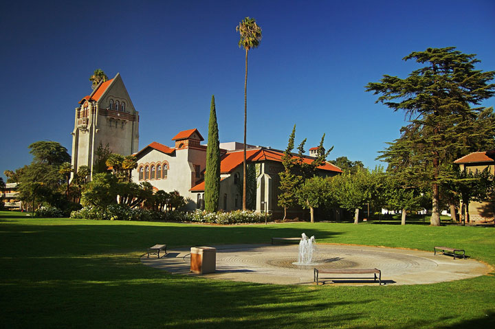 Image of the San Jose State University campus