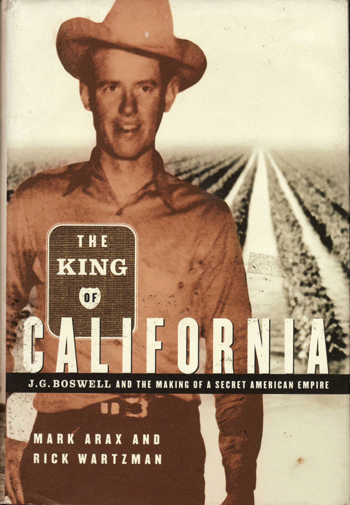 Image of The King of California, co-authored by Rick Wartzman