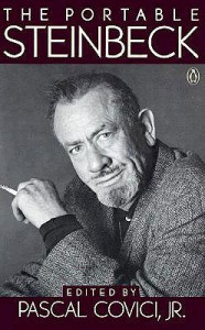 Cover image of John Steinbeck's The Portable Steinbeck