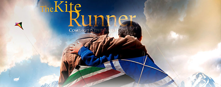 Cover image of Khaled Hosseini's The Kite Runner in DVD