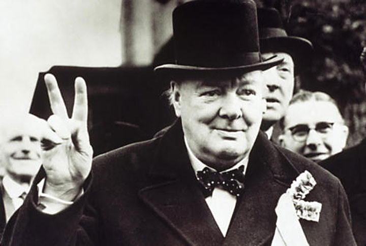 Image of Winston Churchill, member of the House of Lords