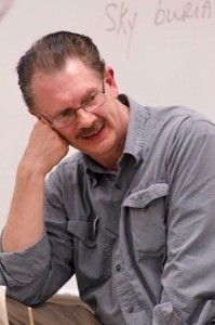 Image of Tom Kozlowski, singer in the spirit of John Steinbeck