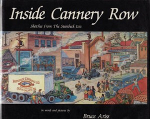 Cover image of Inside Cannery Row by Bruce Ariss