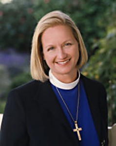 Image of the Rt. Rev. Mary Gray-Reeves, Episcopal Church bishop