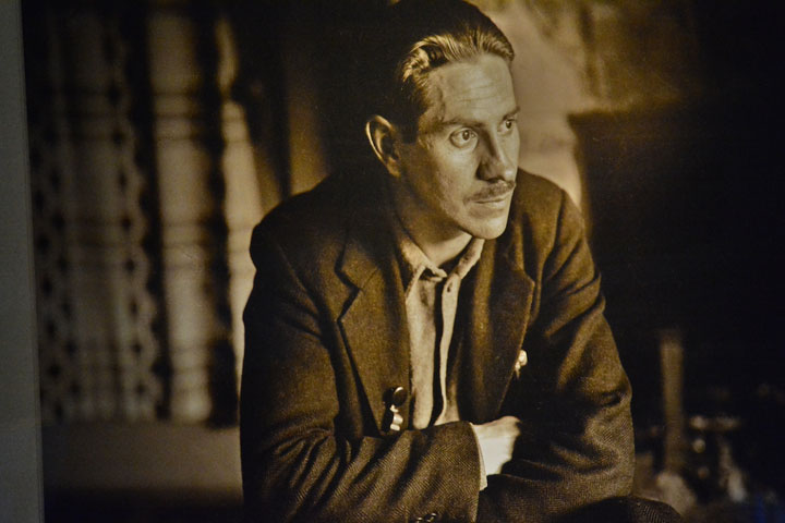 Image of Ed Ricketts, John Steinbeck's Prince of Tides