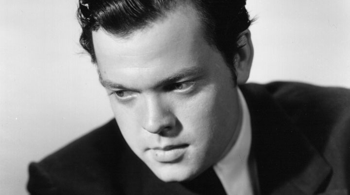 Image of Orson Welles, creator of Citizen Kane