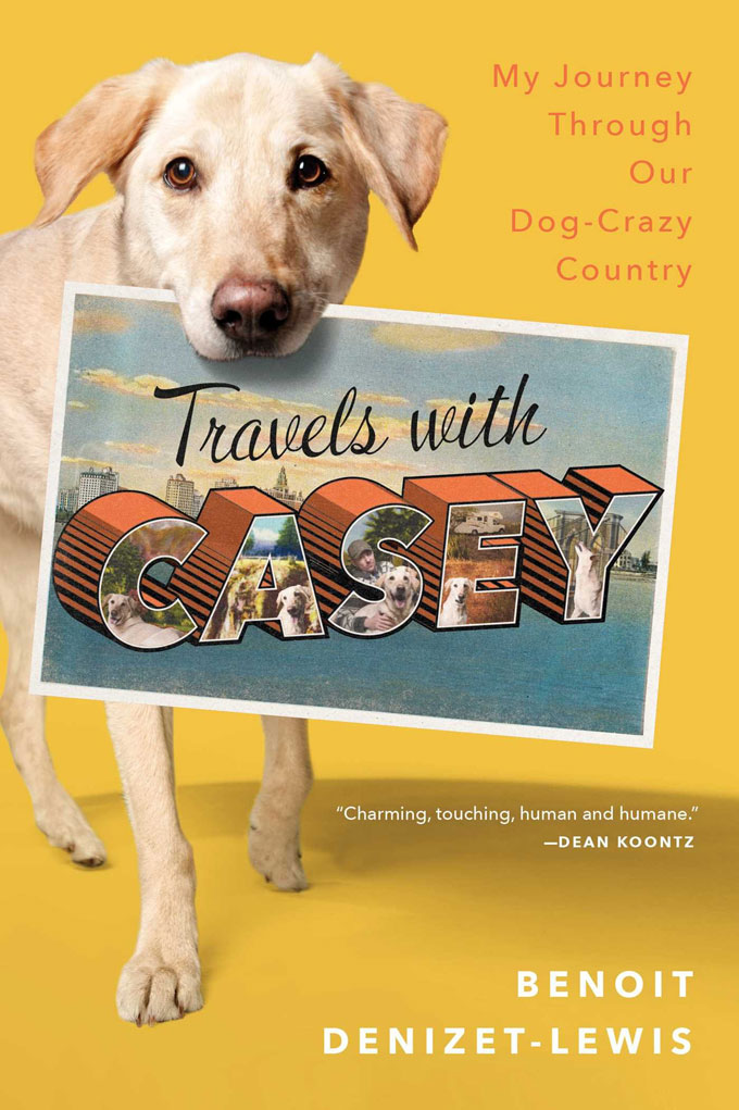 Cover image of Travels with Casey by Benoit Denizet-Lewis