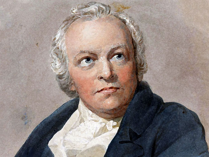 William blake biography summary
