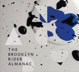 Cover image from The Brooklyn Rider Almanac CD