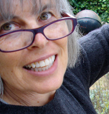 Image of Nancy Hauk, Pacific Grove visual artist