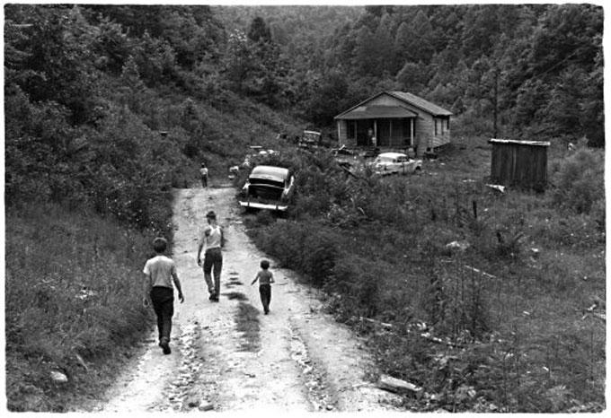 Image of Appalachian Mountains Scene