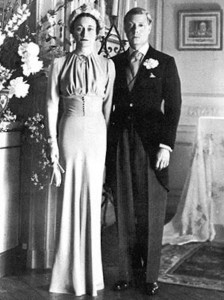 Image of the Duke and Duchess of Windsor