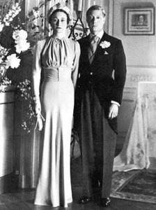 Image of the Duke and Duchess of Windsor