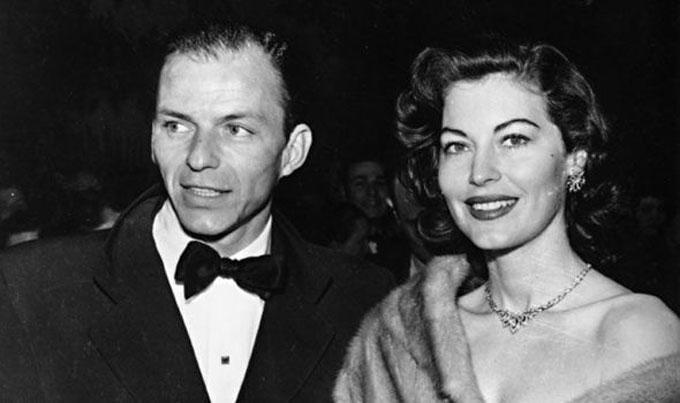 Image of Frank Sinatra and Ava Gardner