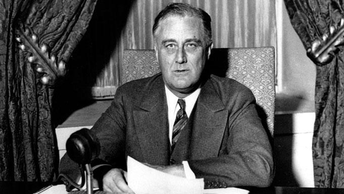 Image of President Franklin Roosevelt