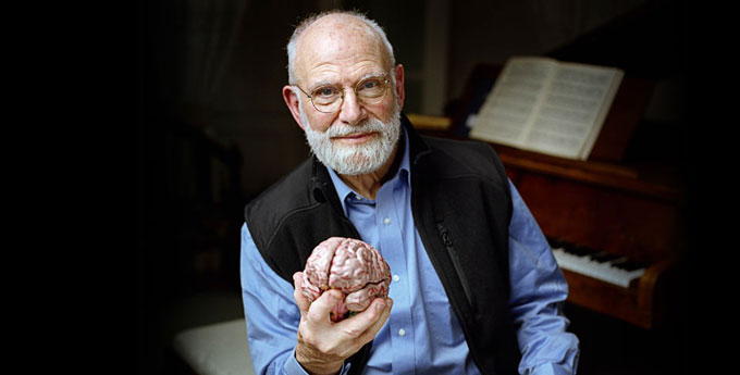 Image of Oliver Sacks, author of On the Move: A Life