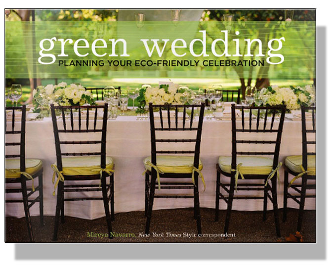 Cover image of Green Wedding by New York Times author Mireya Navarro