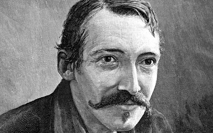 Image of Robert Louis Stevenson