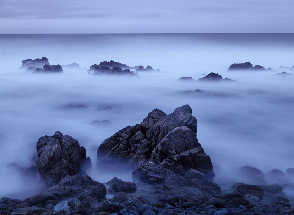 Image of Monterey coast by Charles Cramer