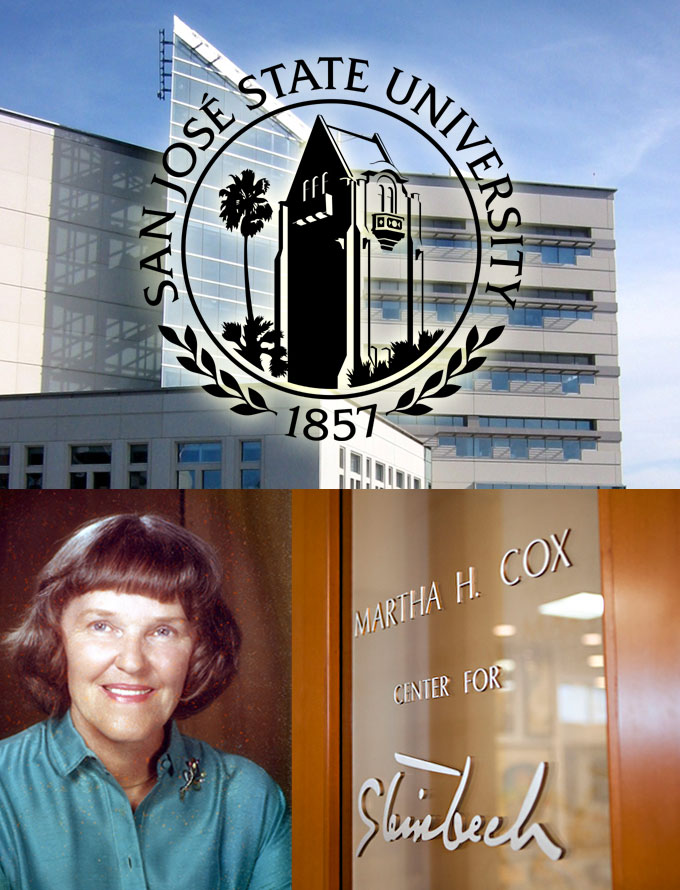Image of Martha Heasley Cox Center at San Jose State University