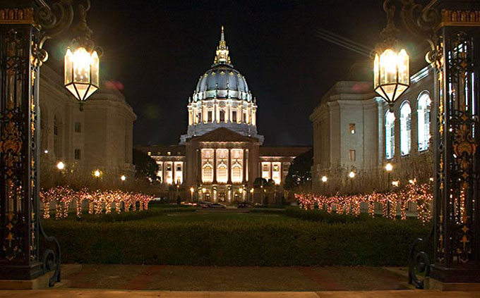 Image of San Francisco's city hall