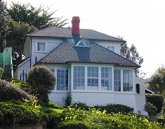 Image of Ricketts-Hauk home in Pacific Grove, California