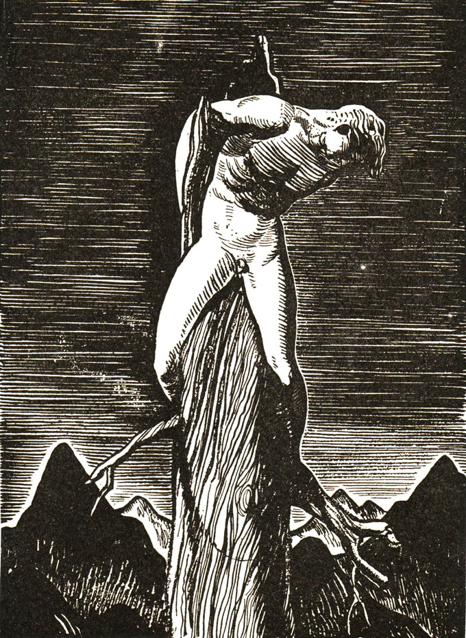 Image of untitled print by Rockwell Kent