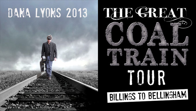 "Image of Dana Lyons's ""Great Coal Train Tour"""