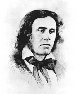 Image of Richard Henry Dana, Jr., author of Two Years Before the Mast