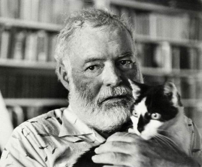 Image of Ernest Hemingway