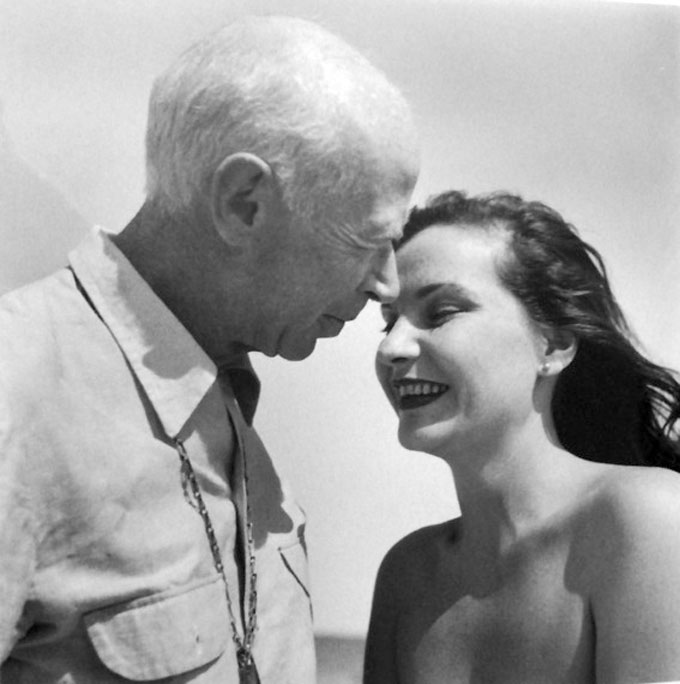 Image of Henry Miller and Eve