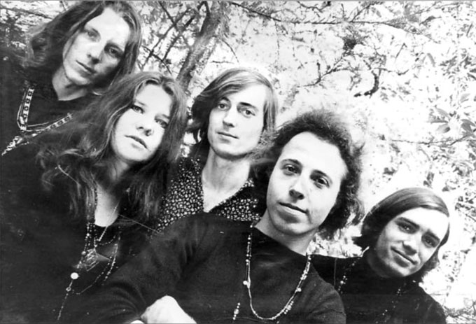 Image of Janis Joplin and the Holding Company